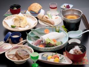 料理:〔新2013〕活白イカ尽くし