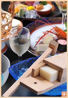 夏、日本海の恵み:料理写真イメージ